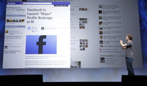 Facebook will digitales Tagebuch werden (Foto: ap)