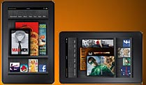 Amazons Kindle Fire auf Aufholjagd zum Apple iPad. Amazon Kindle Fire (Quelle: Amazon)