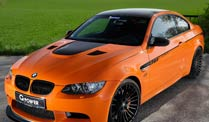 G-Power bringt BMW M3 auf 720 PS. G-Power M3 Tornado RS (Foto: G-Power)