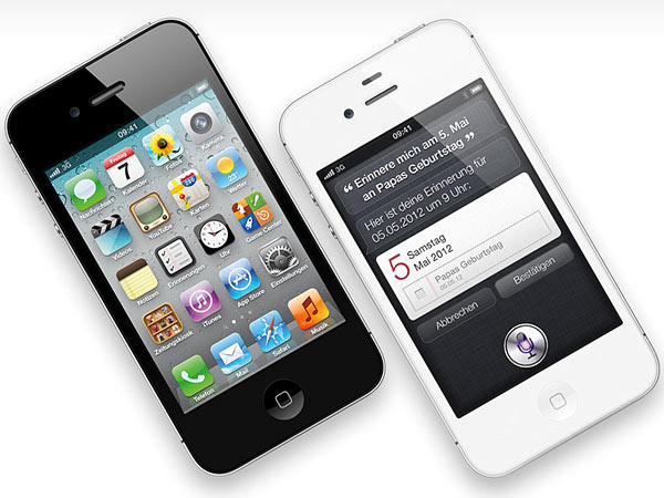 iPhone 4S (Quelle: Hersteller/Apple)