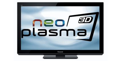 panasonic tx p42vt30e test 3d plasma fernseher. Black Bedroom Furniture Sets. Home Design Ideas