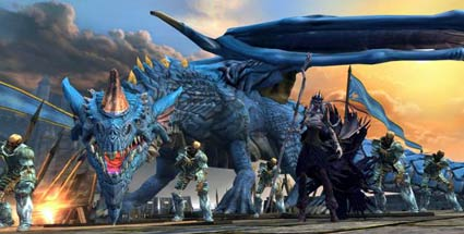 Dungeons & Dragons – Neverwinter: Online-Rollenspiel wird Free2Play. Neverwinter (Quelle: Perfect World Entertainment)