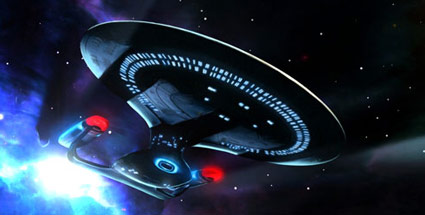 Gameforge baut um: Aus für Star Trek-Browsergame?. Star Trek: Inifinite Space  (Quelle: Gameforge)