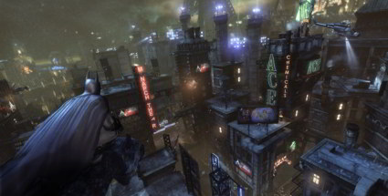 Superhelden im Videospiel: Ich bin Batman. Batman: Arkham City (Quelle: WB Games)