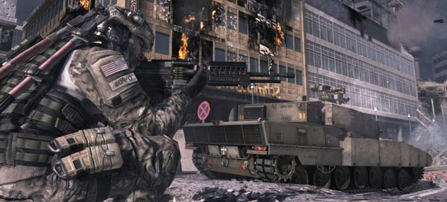 Modern Warfare 3 (Quelle: Activision)