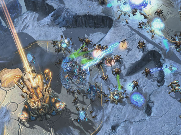 Starcraft 2: Heart of the Swarm (Quelle: Blizzard)