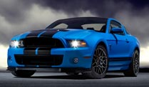 Ford Mustang: 650 PS für den Ford Shelby GT 500. Ford Shelby GT 500 (Quelle: Hersteller)