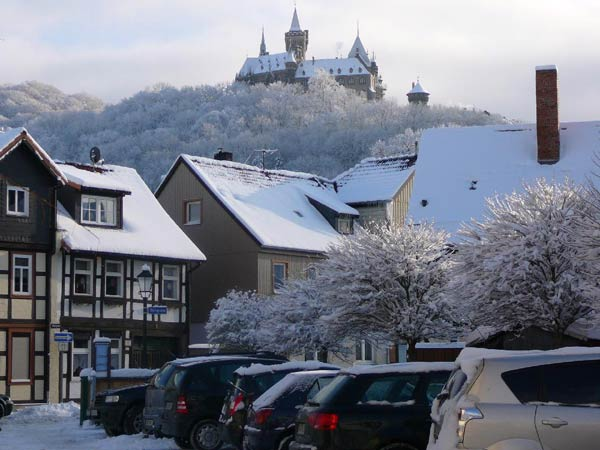 with two single beds - Foto di Apart Hotel Wernigerode, Wernigerode ...