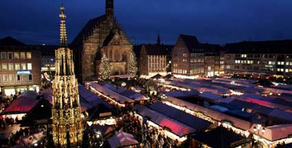 christkindlesmarkt in n rnberg weihnachten mit tradition. Black Bedroom Furniture Sets. Home Design Ideas