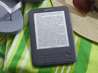 Der Amazon Kindle Keyboard. (Quelle: Amazon)