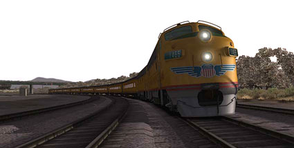 Spieletest Railworks 3 Train Simulator 2012: Bitte einsteigen!. Railworks 3 Train Simulator 2012 (Quelle: Aerosoft)