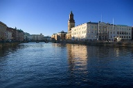 Göteborg: nach Stockholm zweitgrößte Stadt Schwedens. (Quelle: Thinkstock by Getty-Images)