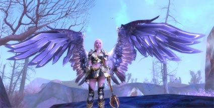 MMOG Aion wird Free to Play. Aion (Quelle: Gameforge)