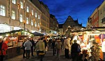 Weihnachtsmarkt in Konstanz (Foto: imago)