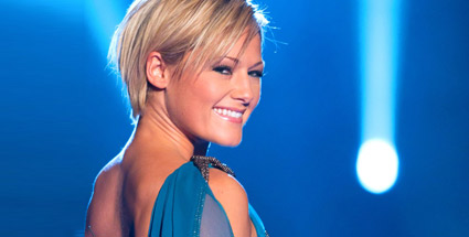 Helene Fischer prsentiert am 25. Dezember in der ARD eine Weihnachtsshow. (Quelle: imago)