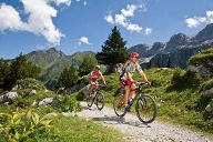 Montafon: Paradies für Mountainbiker (Quelle: SRT /Mountain Bike Holidays  )
