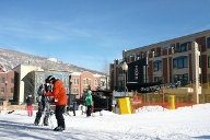 Park City: Zentrum des Wintersports in Utah. (Quelle: SRT /Simone F. Lucas )