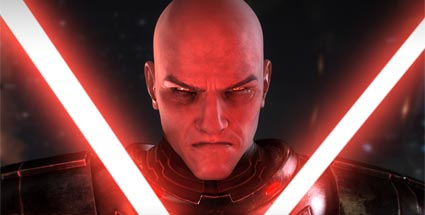 Star Wars: The Old Republic (SWTOR) im Test: Die Macht ist mit Bioware. Star Wars: The Old Republic (Quelle: Bioware)