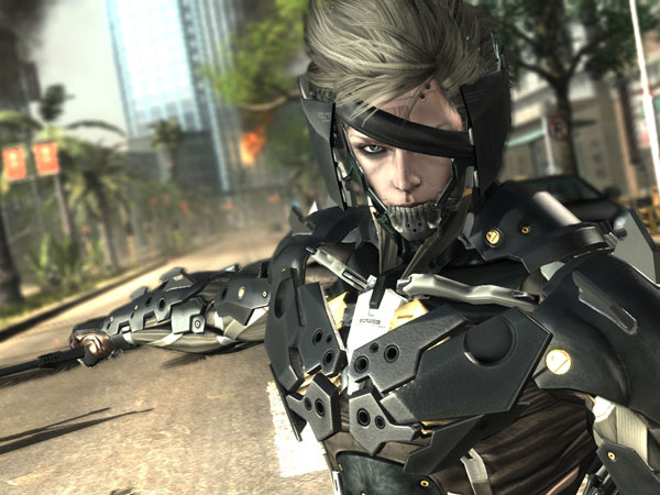 Metal Gear Rising: Revengeance (Quelle: Konami)