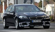 BMW M 550d xDrive: Starker Triturbo-Diesel. BMW M 550 xDrive Touring (Foto: Press-Inform)