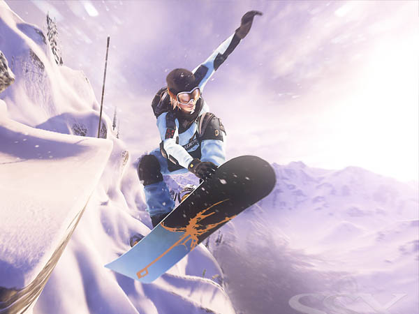 SSX (Quelle: Electronic Arts)
