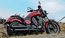 Victory Judge: Neues Muscle-Bike weckt Sehnsüchte. Victory Judge (Quelle: Automedienportal)
