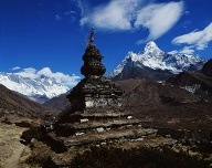In Indien zu den Himalayas unterwegs. (Quelle: Thinkstock by Getty-Images)