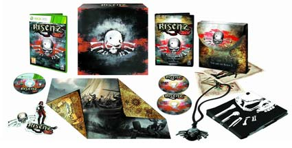 Risen 2: Collector's Edition und Systemanforderungen. Risen 2 Collector's Edition (Quelle: Deep Silver)
