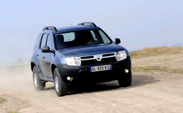 dacia duster prestige so schl gt sich das topmodell im test. Black Bedroom Furniture Sets. Home Design Ideas