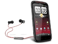 HTC Sensation XE mit Beats Audio