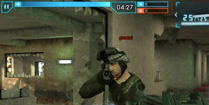 Battlefield 3: Aftershock - iPhone-Shooter aus dem App Store entfernt. Battlefield 3 - Aftershock (Quelle: Electronic Arts)