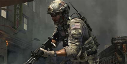 """Call of Duty"": Entwickelt Sledgehammer Games ""Modern Warfare 4""?. Modern Warfare 3 (Quelle: Activision)"
