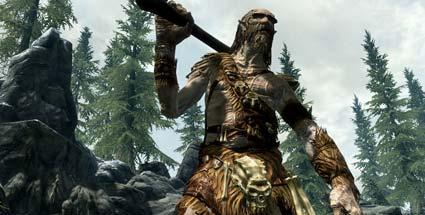 """Skyrim: Dawnguard"": Sony hilft bei der PS3-Version. The Elder Scrolls 5: Skyrim (Quelle: Bethesda)"