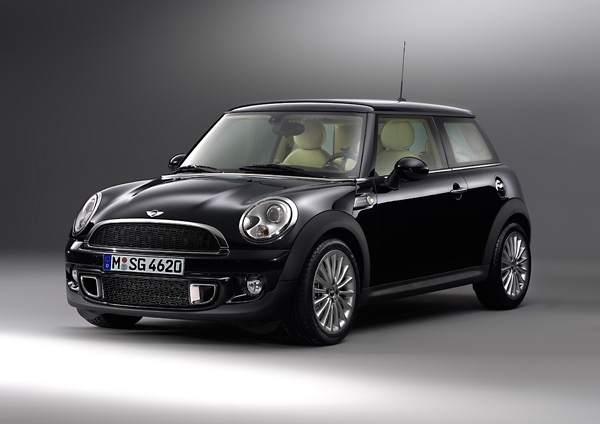 Der Mini inspired by Goodwood (Quelle: Hersteller)