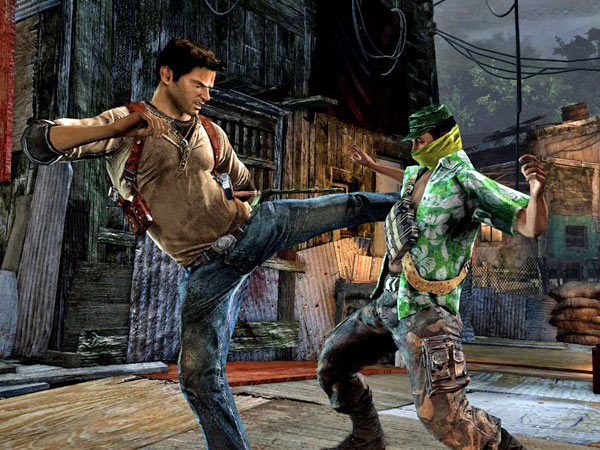 Uncharted: Golden Abyss (Quelle: Sony)