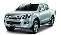 Isuzu D-Max: Neuer Pick-up aus Japan