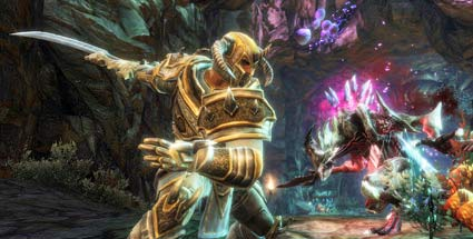 Kingdoms of Amalur: Patch und Sequel nach Pleite gestrichen. Kingdoms of Amalur (Quelle: Electronic Arts)