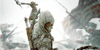 Assassin's Creed 3: First Look zum Action-Adventure für PC, PS3 & Xbox 360. Assassin's Creed 3 (Quelle: Ubisoft)