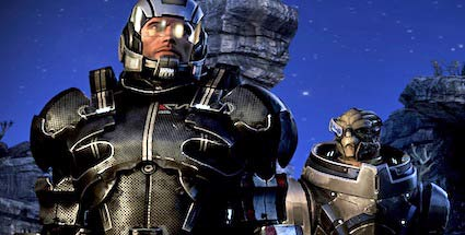 Mass Effect 3 für PC, PS3 & Xbox 360: Action-Rollenspiel im Test. Mass Effect  3 (Quelle: Electronic Arts)