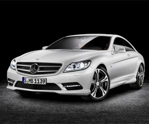 Mercedes CL Grand Edition: Luxuscoupé in Vollendung. Mercedes CL Grand Edition (Quelle: Hersteller)