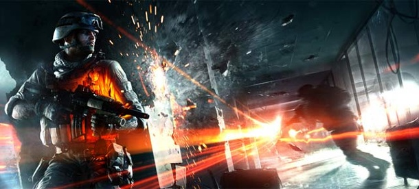 "Battlefield 3: Dice bastelt an ""Matches""-Funktion. Battlefield 3: Close Quarters (Quelle: EA)"