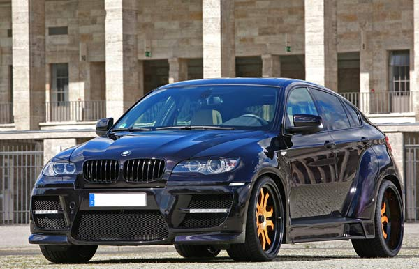 BMW X6 Bruiser von CLP Automotive (Quelle: CLP Automotive)