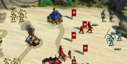 Total War Battles: Shogun - neues Total-War-Spiel für iOS und Android. Total War Battles: Shogun (Quelle: Sega)