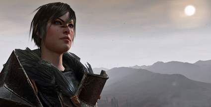 """Dragon Age 2"": EA kündigt Demo zum Action-Rollenspiel an. Dragon Age 2 (Quelle: Bioware)"