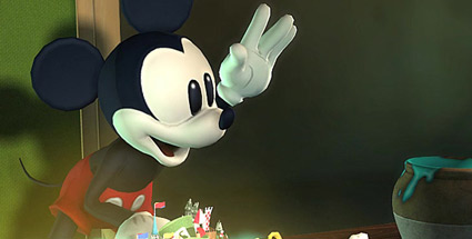 Disney bestätigt Epic Mickey: The Power of Two. Micky Epic (Quelle: Disney Interactive)