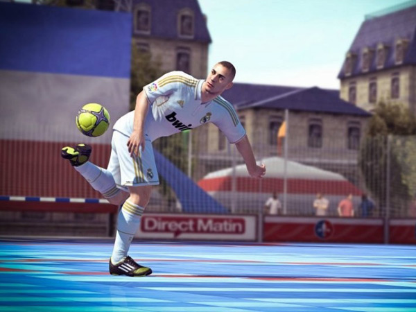 Fifa Street (Quelle: Electronic Arts)