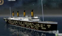 "Animierte Grafik: So sank die ""Titanic"" (Quelle: NewsLab)"