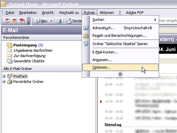 Signaturen in Outlook anlegen (Quelle: t-online.de)