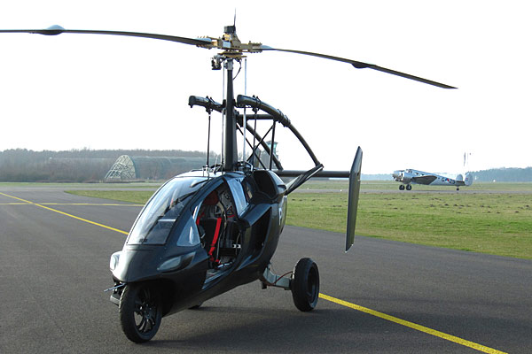 Mizar Flying Car For Sale