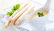 Es gibt wieder Spargel! (Quelle: Thinkstock by Getty-Images)